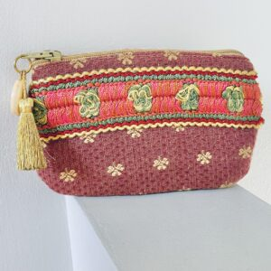 Braided Coin or Lippy Purse