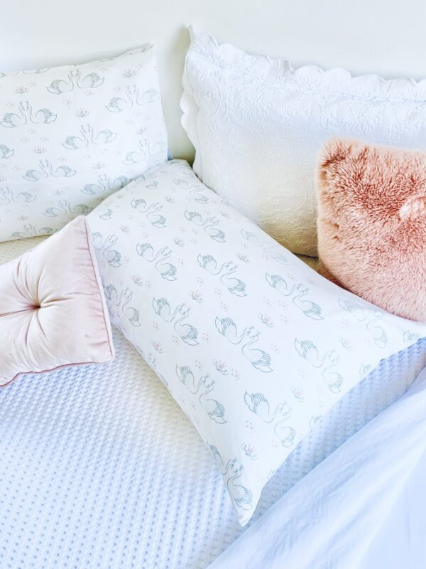 Swan Pillowcase