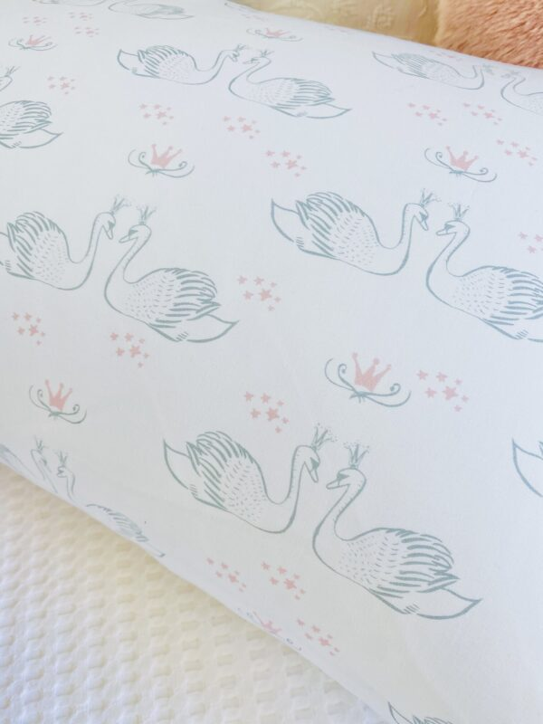 Swan Pillowcases